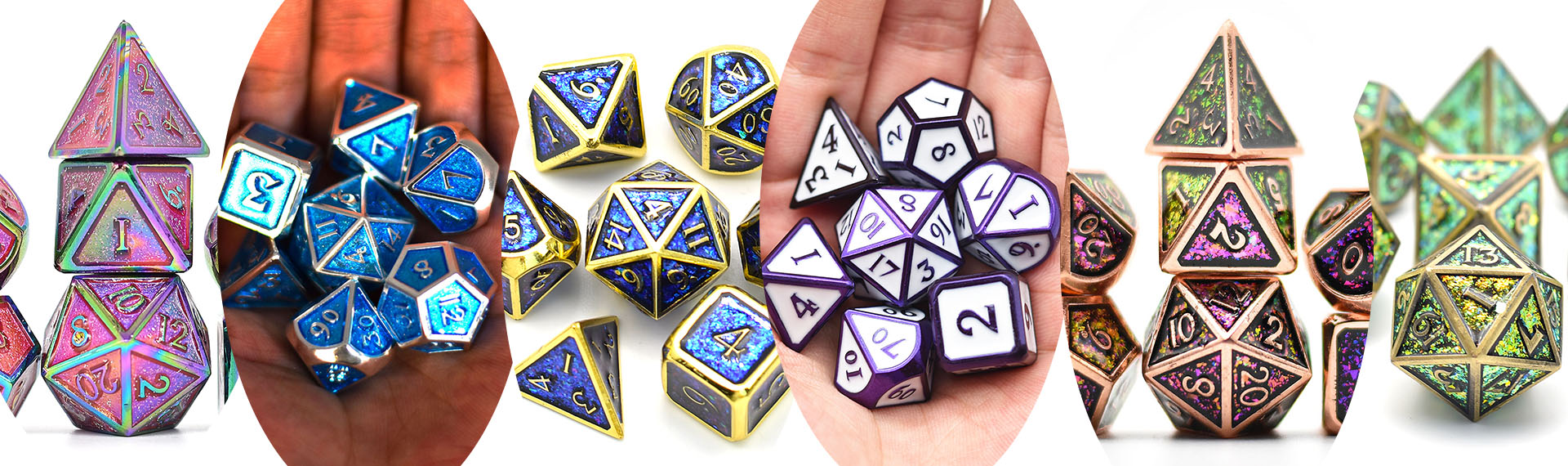 New Metal dices